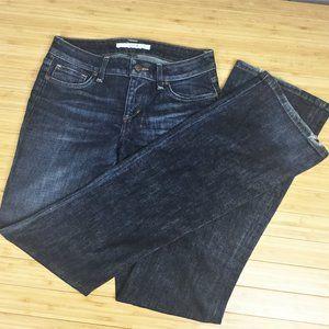 Joe's Jeans Honey FIt Bootcut Dark Wash 27